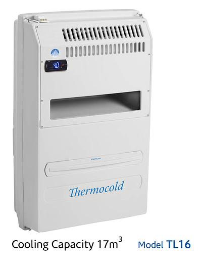 Unit Thermocold TL16 Caption