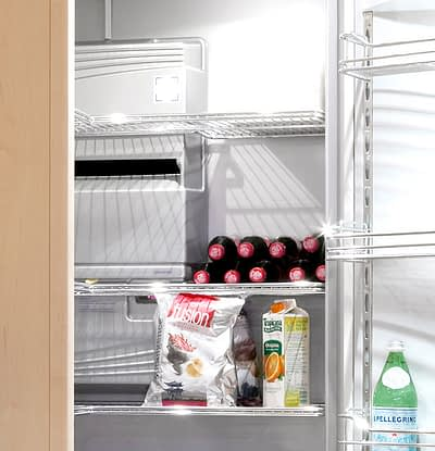 Replacement refrigeration unit from the cormer fridge company